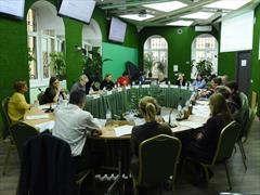 "Заседание Комитета по рекомендациям  Фонда ""НРБУ ""БМЦ"" 27.09.2019"